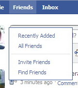 facebook problem with chrome 1 - friends