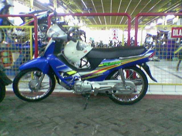 Honda Kirana Biru from kaskus