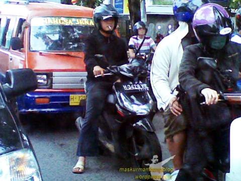 Biker-Smoker 001 crop