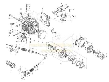 Motor Piston Ring