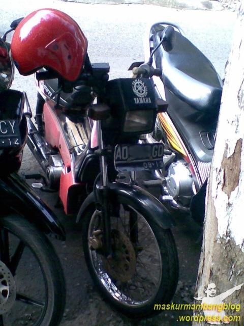 Yamaha Champ depan