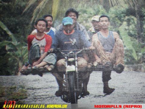 Biker Cipatujah M+