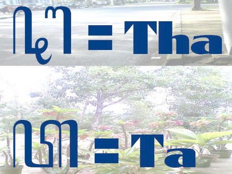 """Di dalam Basa Jawa """"t"""" dibaca persis seperti dalam bahasa"""