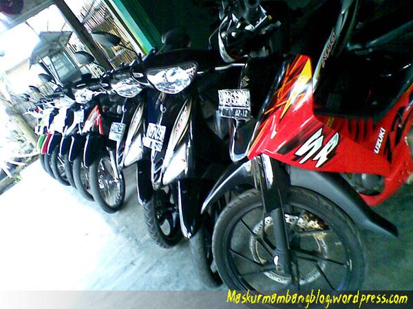 Beli Sepeda Motor Di Showroom Bekas, Kenapa Tidak | Maskur's Blog