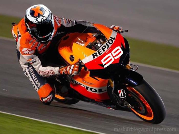 Lorenzo Repsol Honda