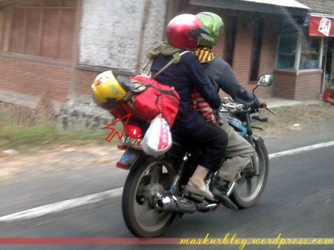 motor pemudik