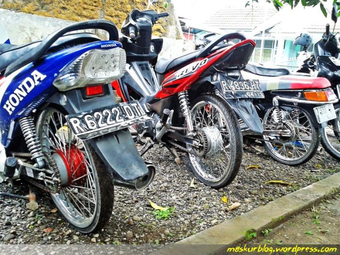 Motor Ban Kecil