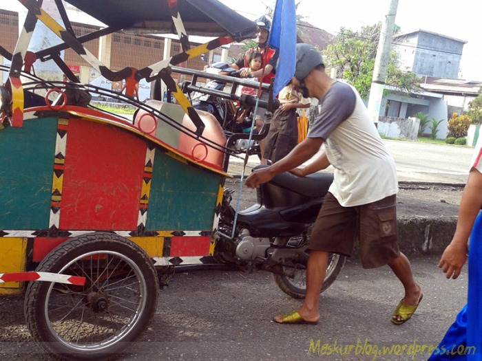 Becak Shogun