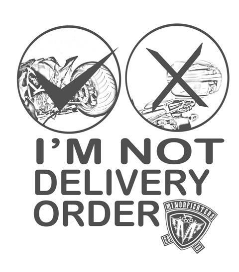 Box motor bukan tukang anter