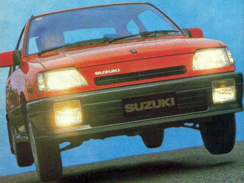 Testdrive Suzuki Forsa 87 Tombolnya Unik