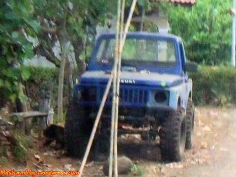 Suzuki Jimny Sierra Teronggok
