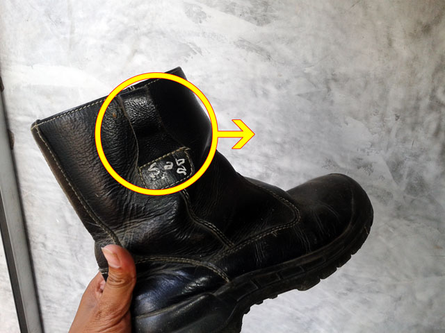 Sepatu Safety 1