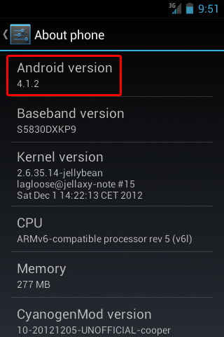 Ace with CyanogenMod 10 'Jellaxy' (3)