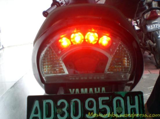 Jupiter Z CW 2005 stoplamp