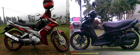 Jupiter MX dan Skywaveku