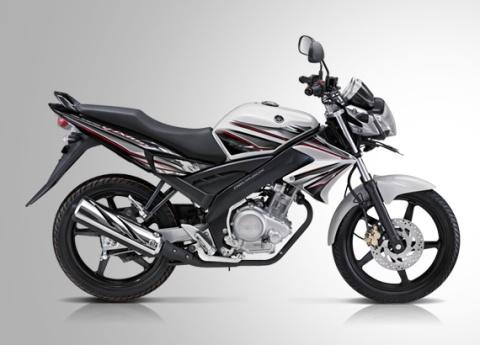Vixion 2011 putih