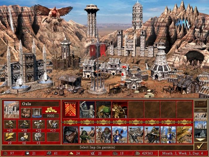 Heroes MnM III (2)