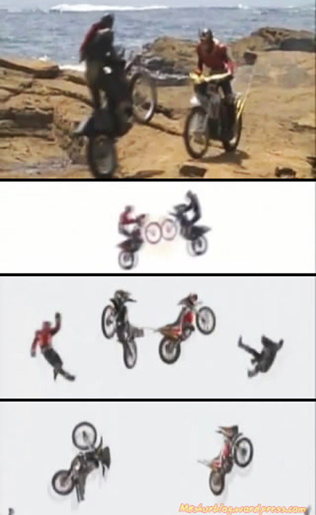 Kuuga vs Go Bada Ba episode 32