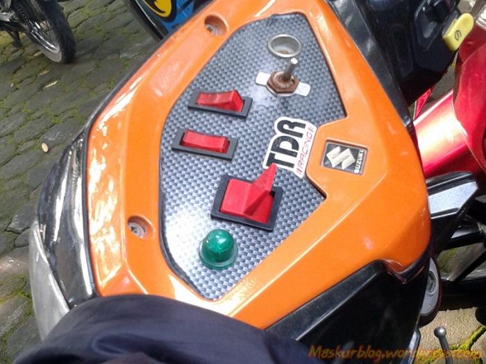 Switch Di Panel Speedometer