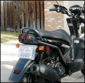 yamaha-zuma-125-yw125-rear