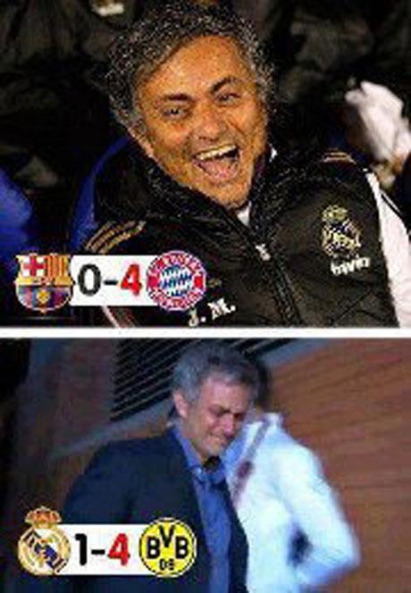 Barca Madrid Muenchen Dortmund