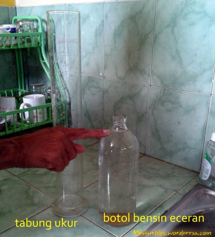 Botol Bensin Eceran 1