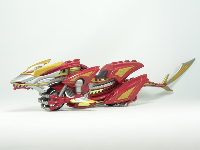 Ryuki dragranzer