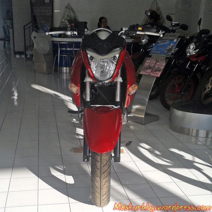 Suzuki Inazuma Cilacap 1