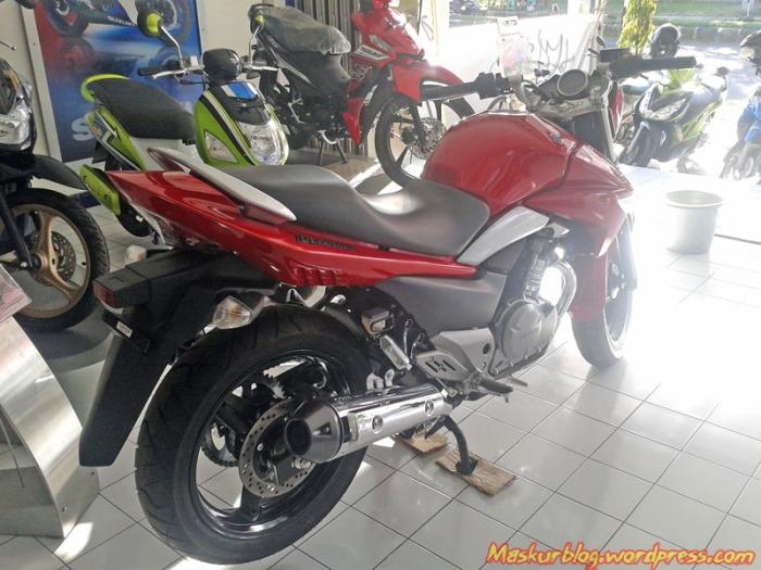 Suzuki Inazuma Cilacap 2