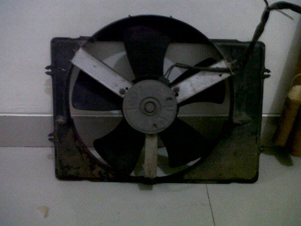 Espass Kipas kondensor