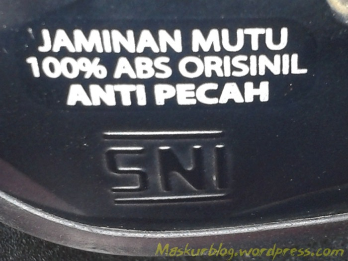 helm anti pecah 2
