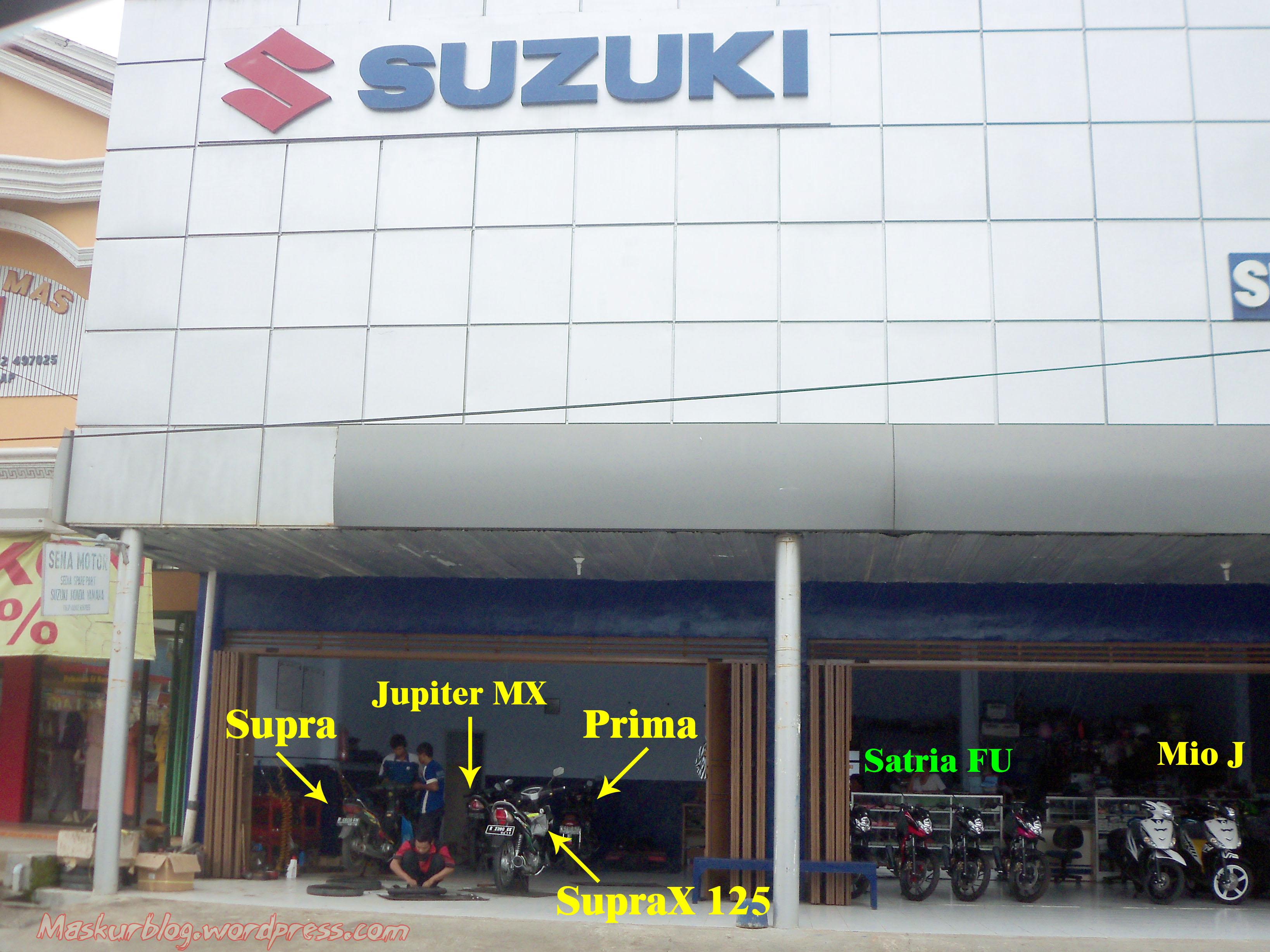 Suzuki Rk Cool Dijual