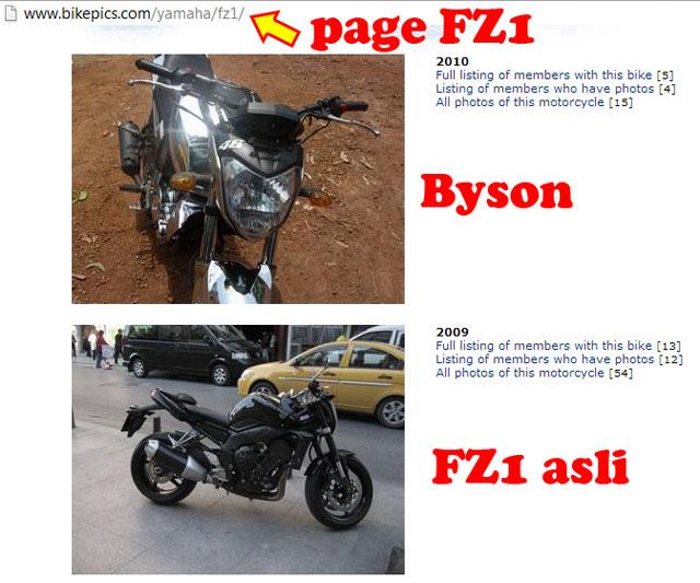 Byson Sejajar FZ1 (1)