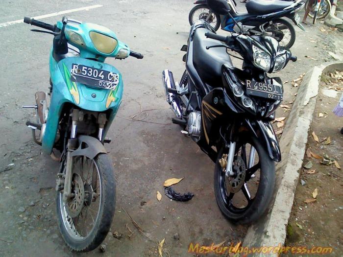 Motor Shockbreaker Patah 1