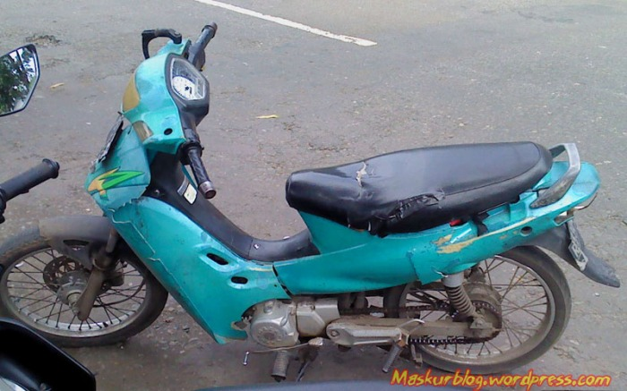 Motor Shockbreaker Patah 2