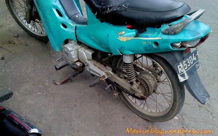 Motor Shockbreaker Patah 3