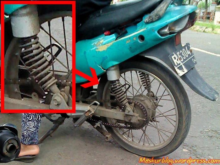 Motor Shockbreaker Patah 4