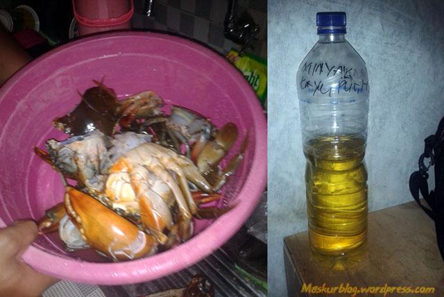 Kutawaru 2 - Kepiting & Minyak Kayu Putih