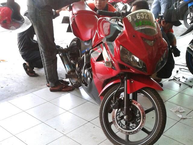 motor honda 1