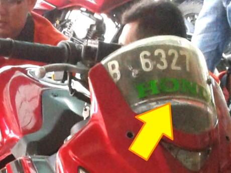 motor honda 3