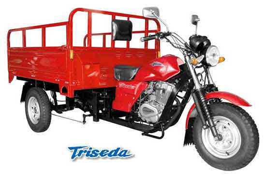 Kaisar Triseda-150cc