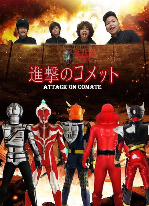 Attack On Comate