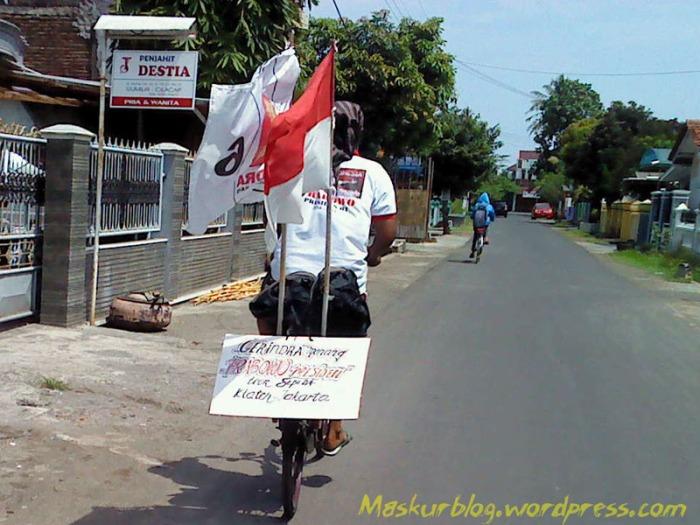 Bersepeda Klaten - jakarta