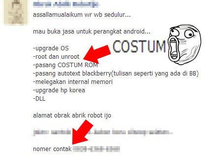 Costum ROM-