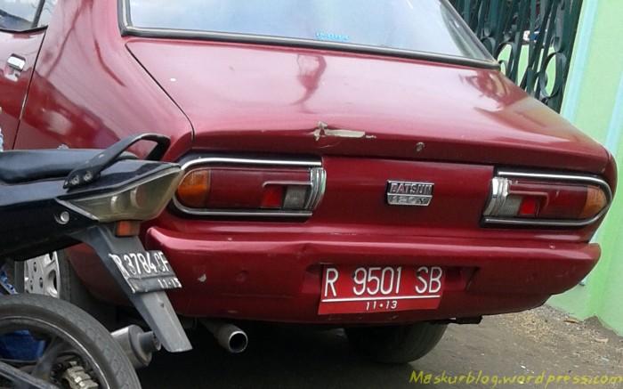 Datsun Plat Merah
