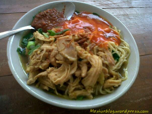Mie Ayam Tombol 1