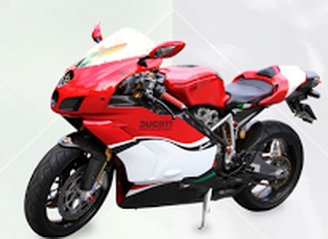 Diablossa - Ducati 999