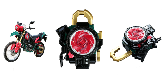 Rose Attacker - Lock Vehicle