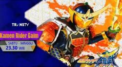 Acara Transtv - Kamen Rider Gaim