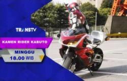 Acara Transtv Kamen rider kabuto